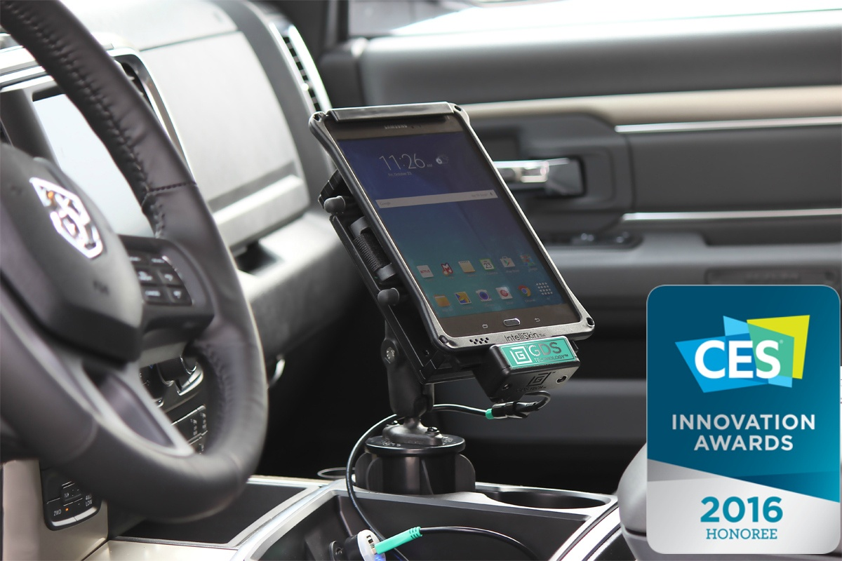 RAM® Mounts Named as CES 2016 Innovation Awards Honoree