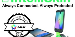 Material Handling Industry names IntelliSkin™ and GDS™ Technology from RAM® Mounts as most innovative IT Solution at MODEX 2016