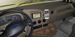 Winnebago integrates RAM Mounts modular mounting system into the dash of its commercial vehicle lineup