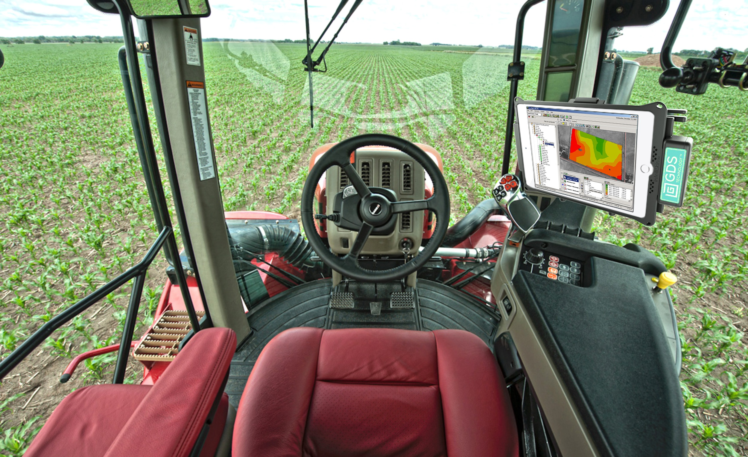 Using Precision Farming to Feed the World