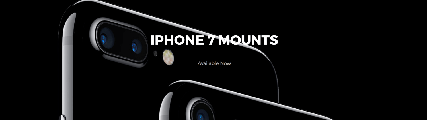 How to Find an iPhone 7 Mount for Your Car, Motorcycle and More