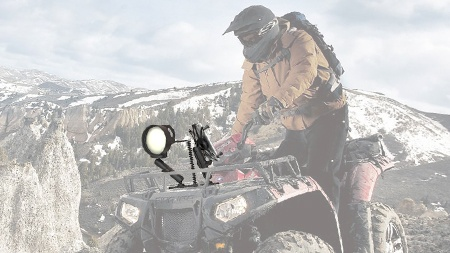 RAM Mounts Tough-Track ATV