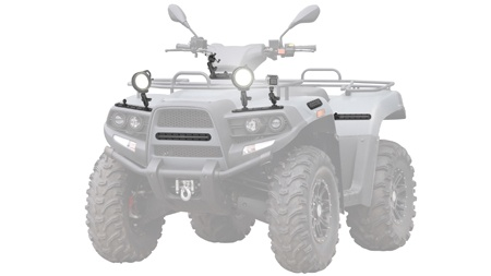 RAM Mounts Tough Track ATV