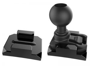 "RAM 1"" Ball Adapter for GoPro Mounting Bases"