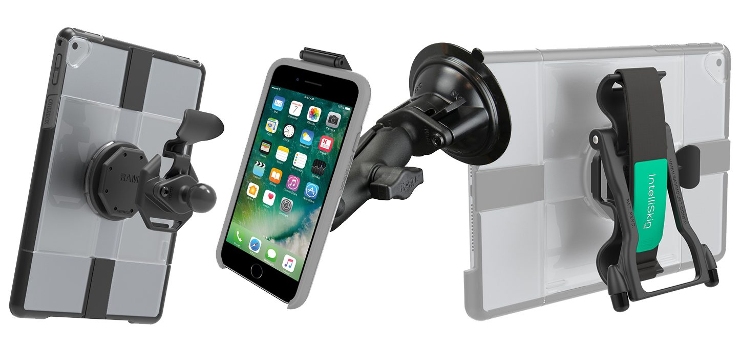 Introducing Ram Mounts For The Otterbox Universe Case System