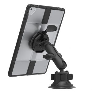 Twist-Lock™ Suction Cup Mount with iPad