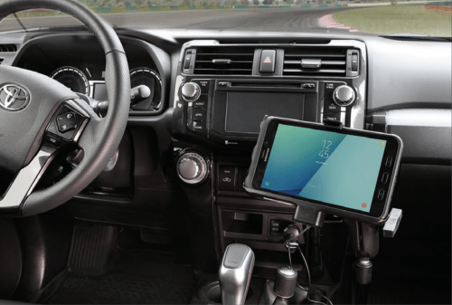 Samsung Galaxy Tab Active2 Vehicle