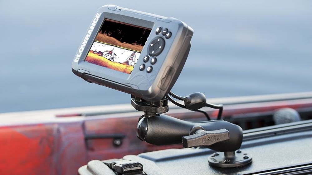 Mount Of The Month Lowrance Hook2 Series Mounting Kits