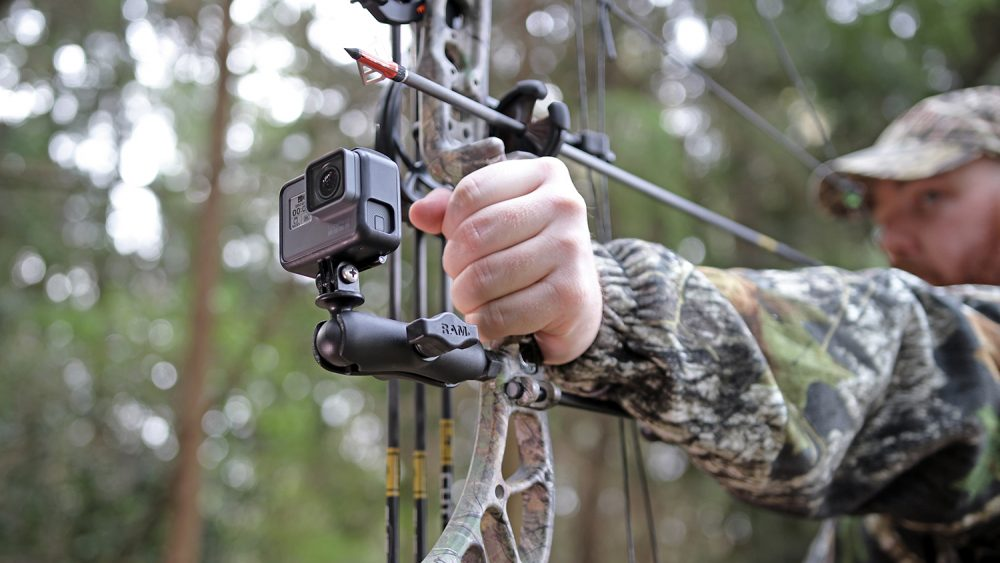 Mount of the Month: The RAM® Bow-Cam™ Is Back