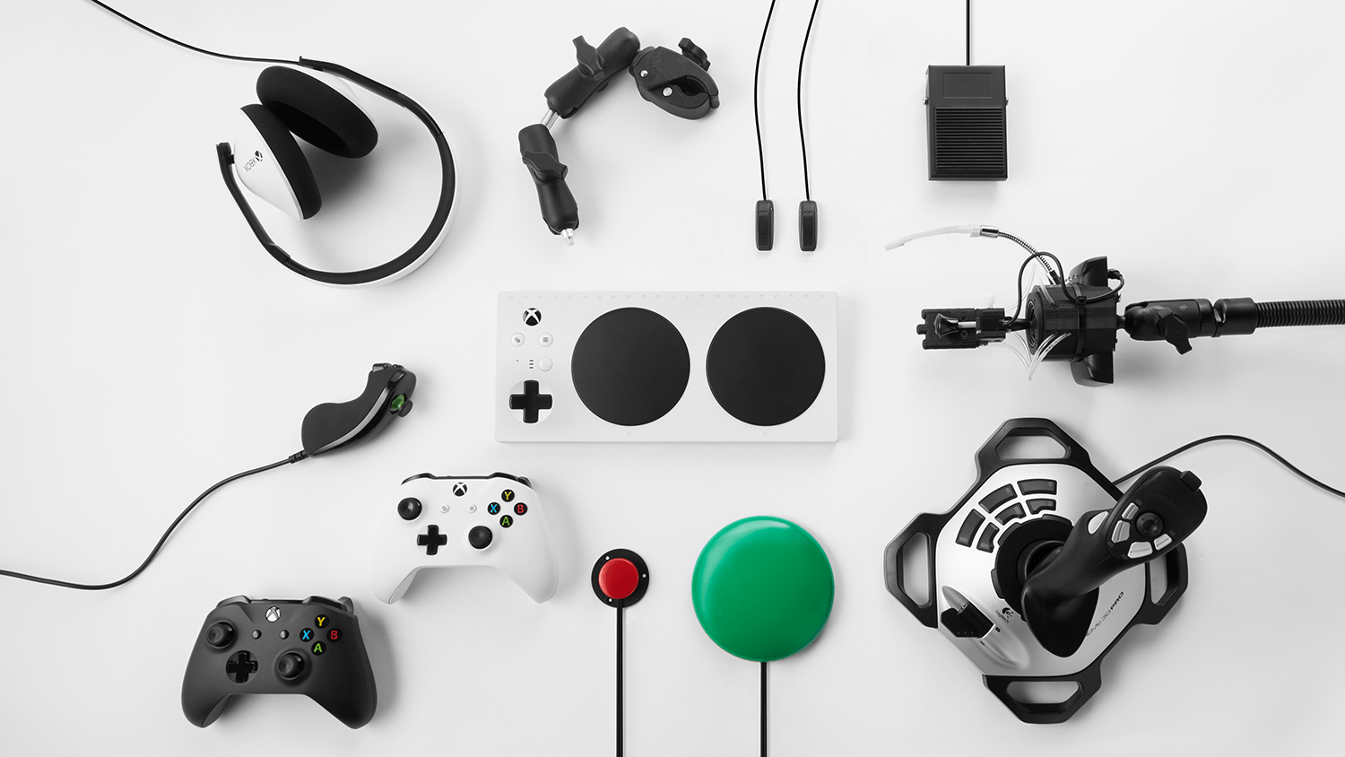 How To Mount The New Xbox Adaptive Controller