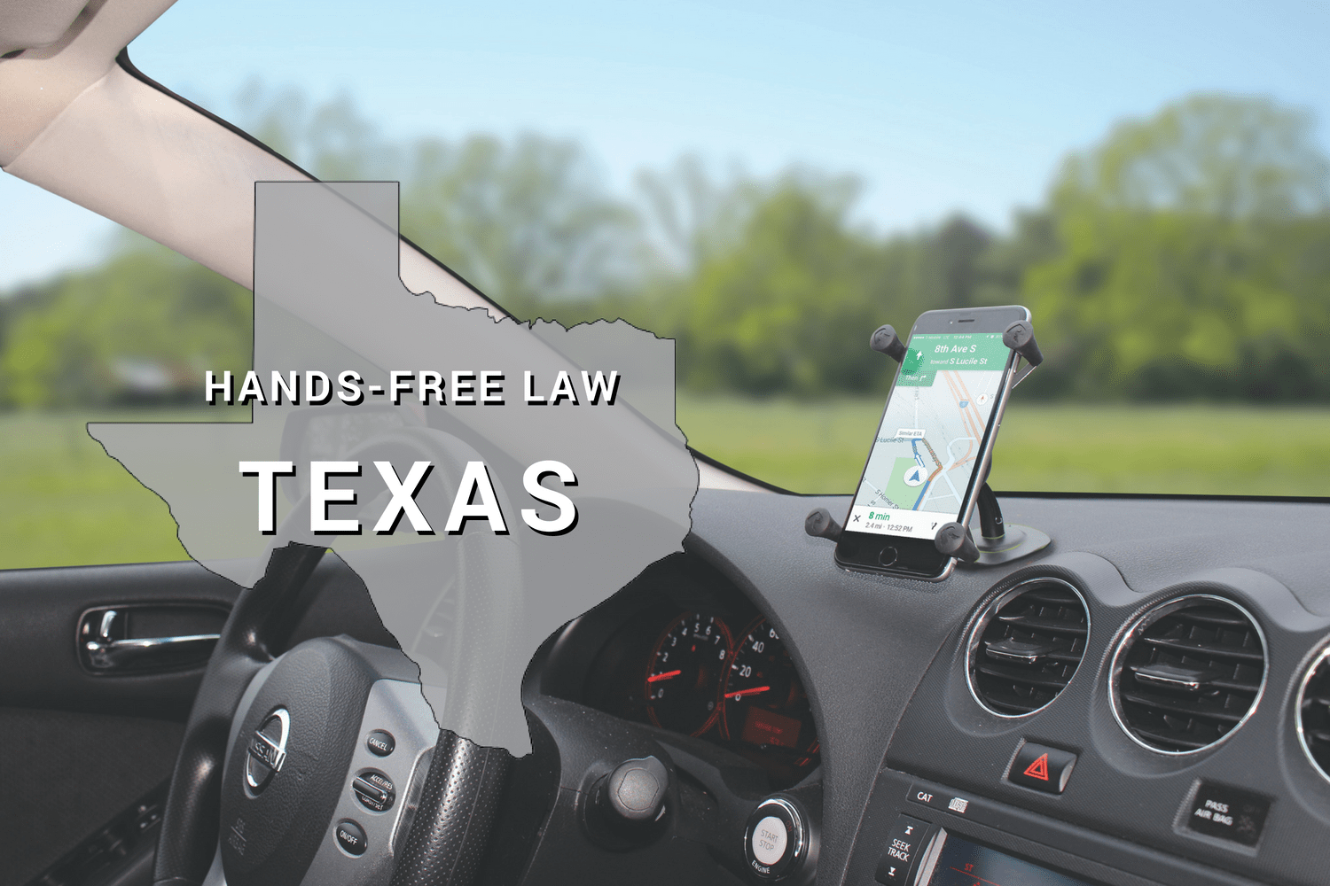 Texas Hands Free Law