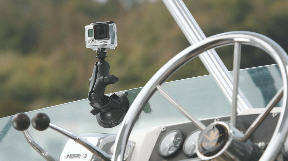 Mount of the Month: RAM® Universal Action Camera Adapter