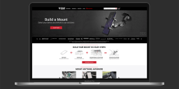 Introducing the New RAM<small><sup>®</sup></small> Mounts Website