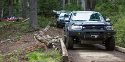 RAM<small><sup>®</sup></small> Employee Adventures: Off Roading at Naches Trail