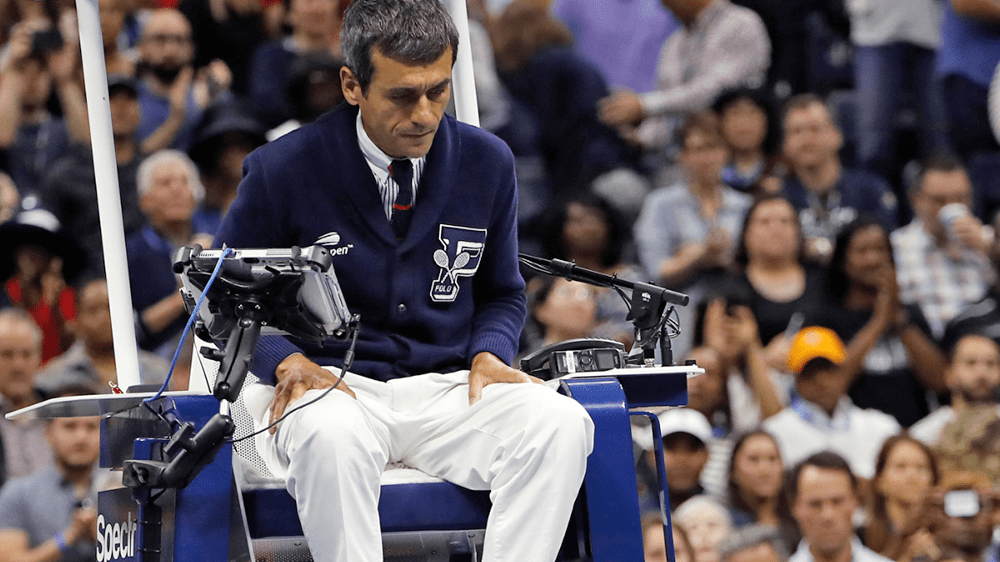 RAM® Mounts at the US Open: Holding Up Under Pressure