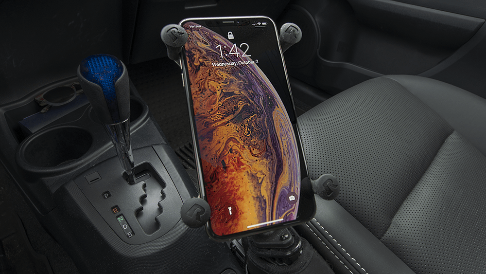 Mount of the Month: iPhone XS and XS Max Mounting Solutions