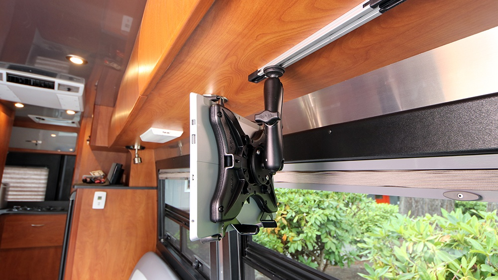 How to Mount Phones, Tablets, and More in Your RV or Motorhome