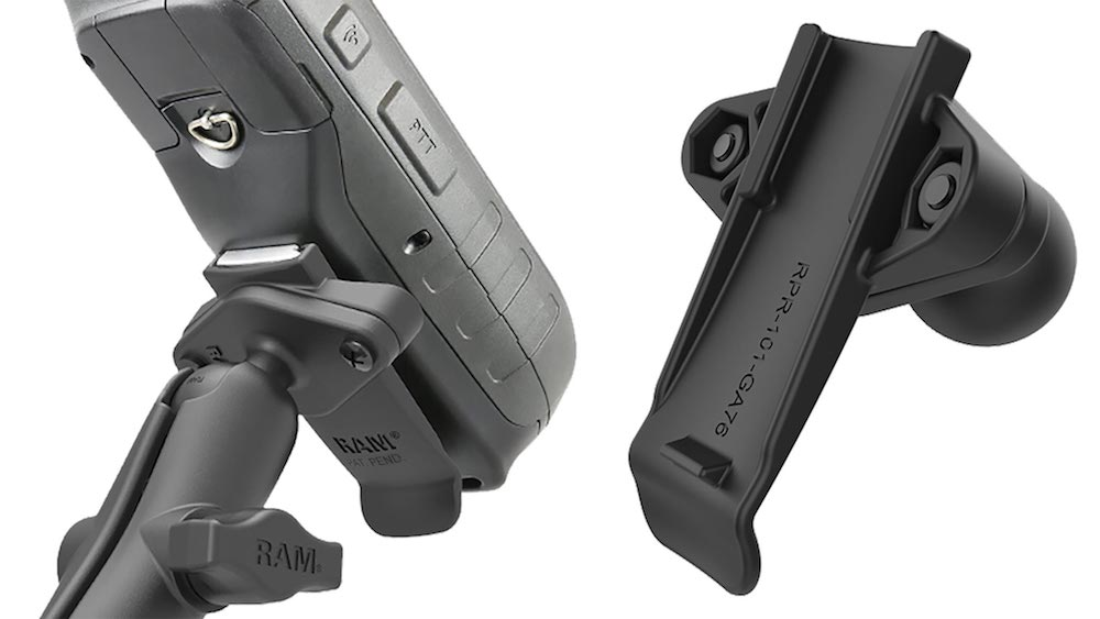 Garmin Spine Mount For Handheld Devices