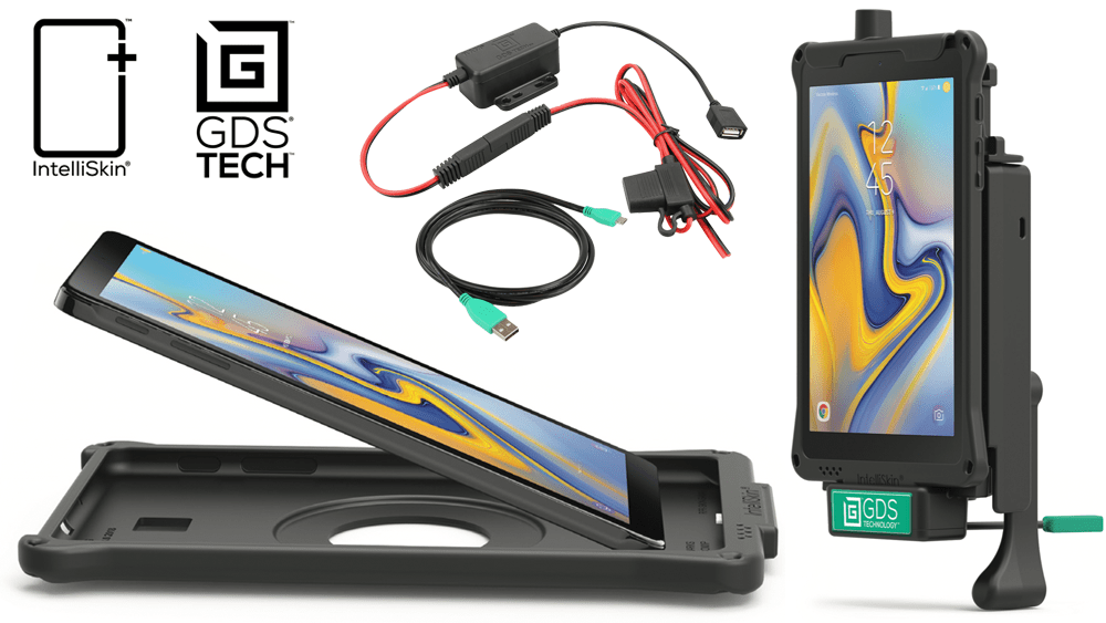 Now Available: IntelliSkin® and GDS® Docks™ for the Samsung Galaxy Tab A 8.0 (2018)