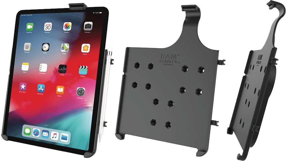 Mount of the Month: RAM® EZ-Roll'r™ Cradle for iPad Pro 11″