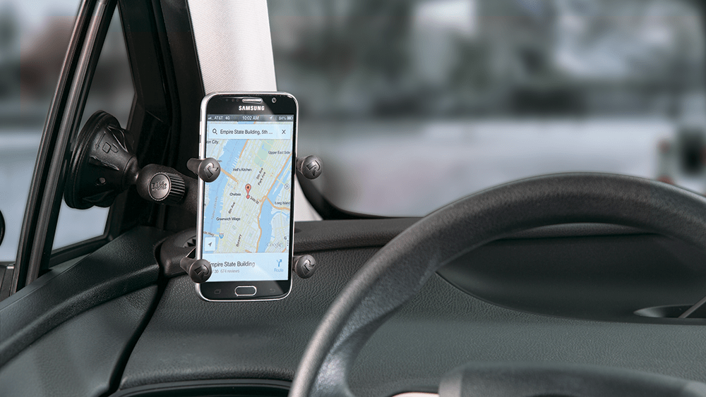 5 Rideshare Phone Mount Solutions for Uber and Lyft Drivers