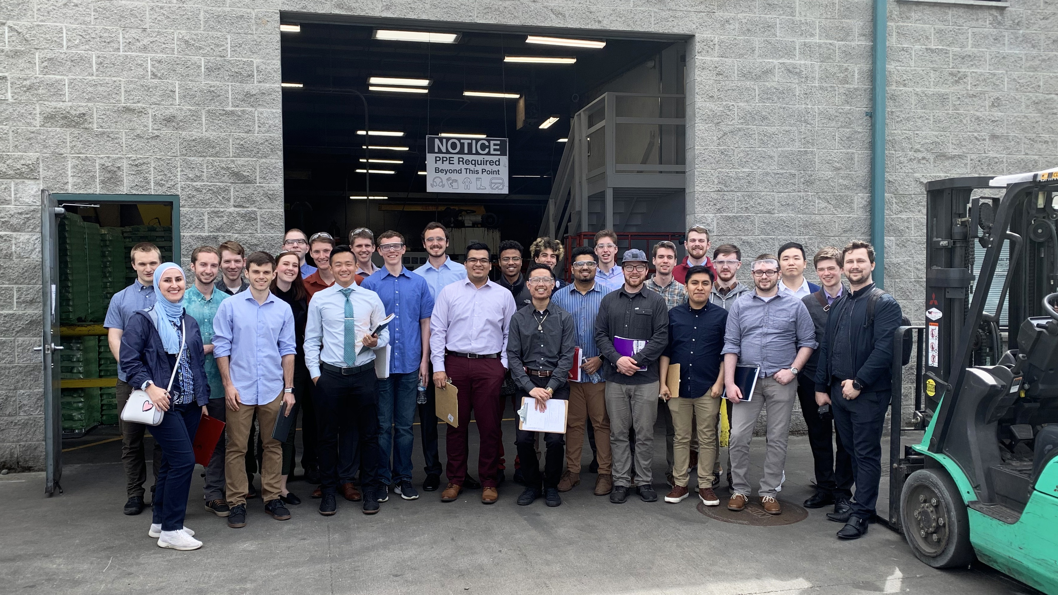 Supporting Higher Education: RAM<small><sup>®</sup></small> Mounts Hosts WWU Engineering Students