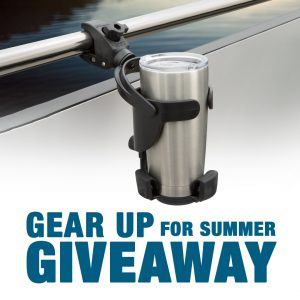 RAM Mounts Level Cup XL Giveaway