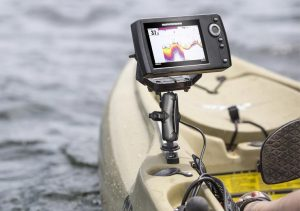 RAM Mounts for fishfinders and chartplotters