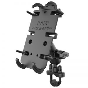 RAM® Mounts Quick-Grip™ XL with Arm and Handlebar U-Bolt Base