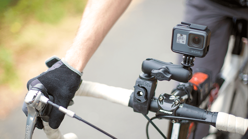 5 RAM<small><sup>®</sup></small> Mounts That Are Perfect for Your Summer Adventures