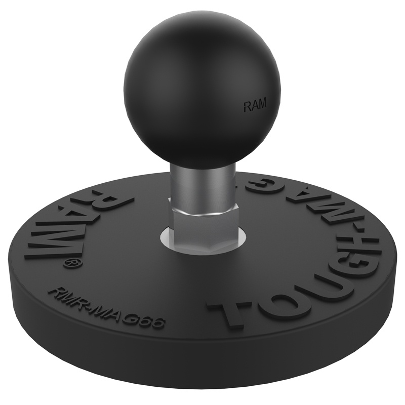 RAM Tough-Mag™ 66mm Ball Base