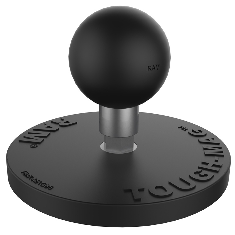 RAM® Tough-Mag™ 88mm Ball Base C Size