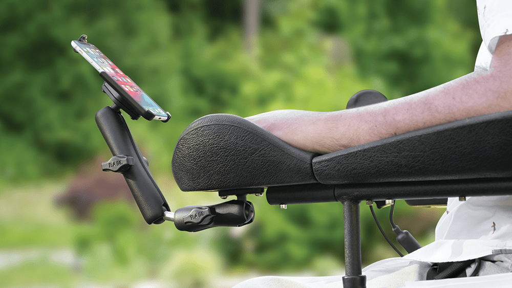 RAM® Accessibility Catalog: Inclusive Mounting Solutions for Wheelchairs and More