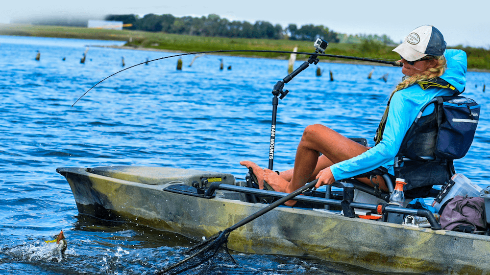 RAM<small><sup>®</sup></small> Fishing Team Feature: Kristine Fischer