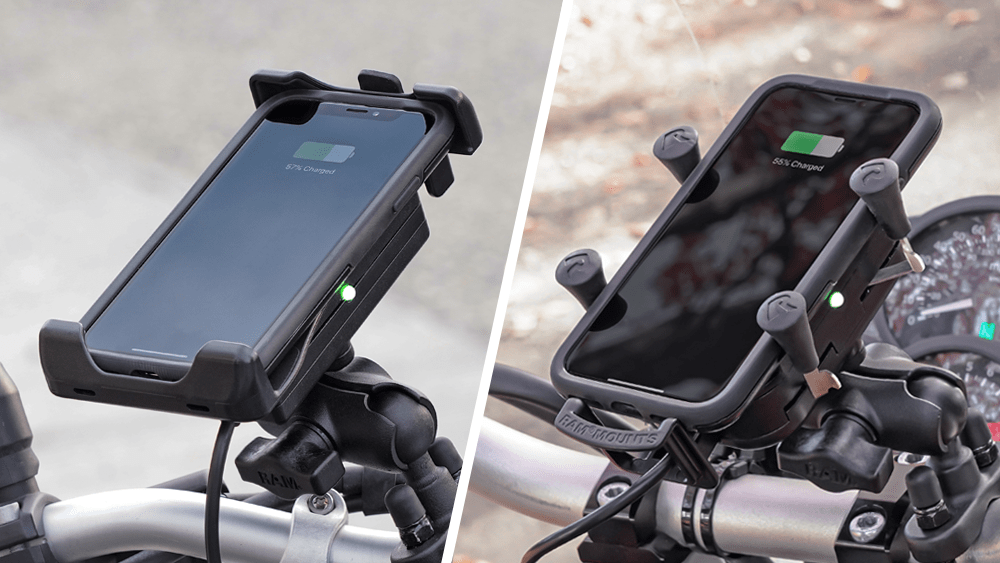 Wireless Charging Phone Holders