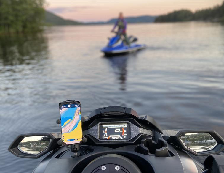 How to Mount Devices to the New 2021 Yamaha WaveRunners Multi-Mount System