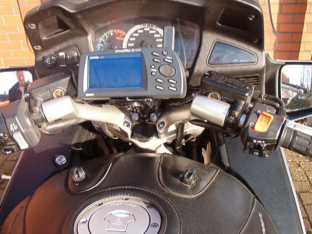St1300 Honda Review Honda St1300 Mount For