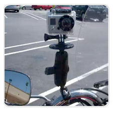 gopro handlebar mount instructions
