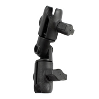 "RAM Composite Double Socket Swivel Arm for 1"" Ball Bases"
