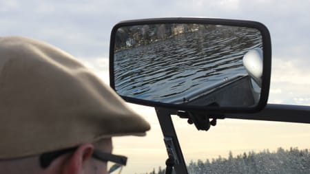 Mirror Mount water