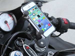 Ram Iphone  Motorcycle Mount