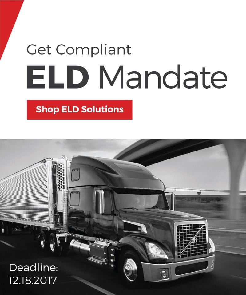 ELD Commercial Trucking Mounts