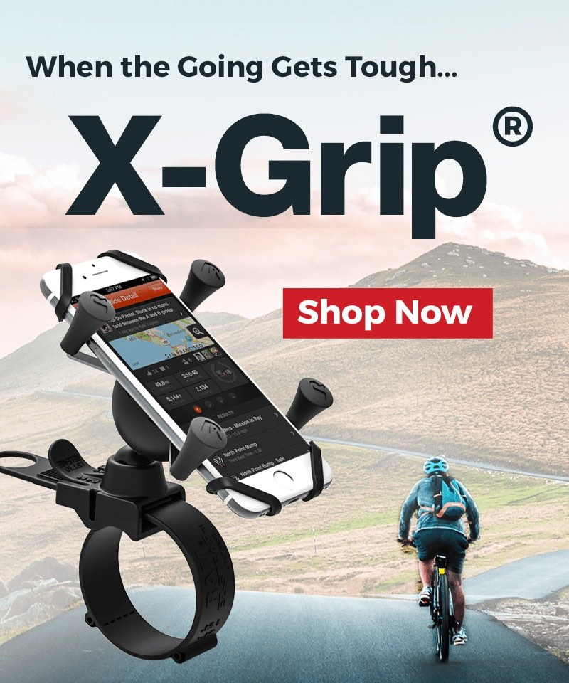 X-Grip Phone and Tablet Holders
