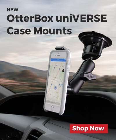 OtterBox uniVERSE Mounts