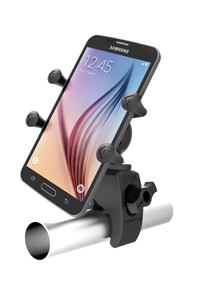 Samsung Galaxy S6 Motorcycle Mount