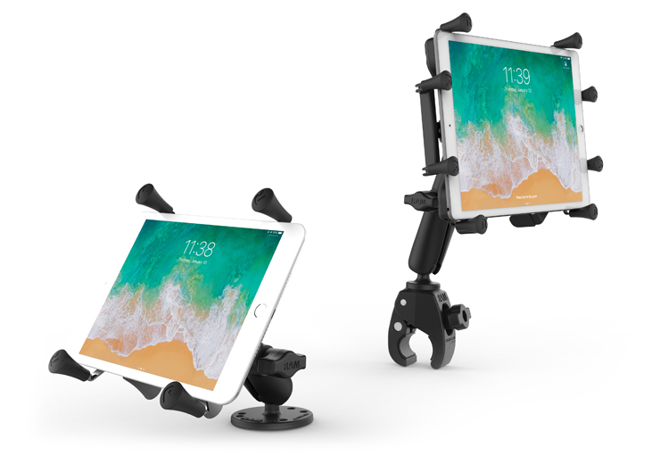 Tablet mount solutions