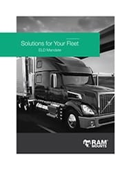 Solutions for Your Fleet ELD Mandate