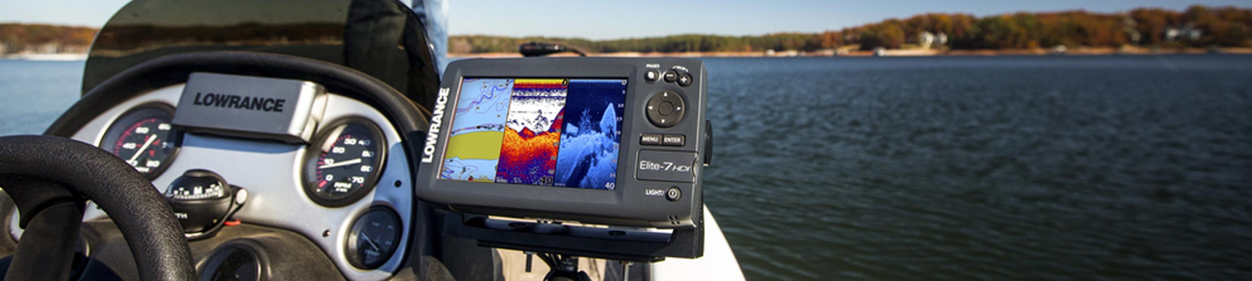 Mounts for Lowrance Devices