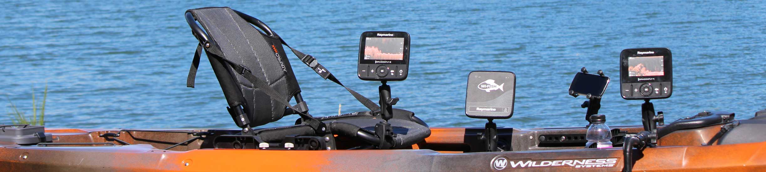 Mounts for Raymarine Devices
