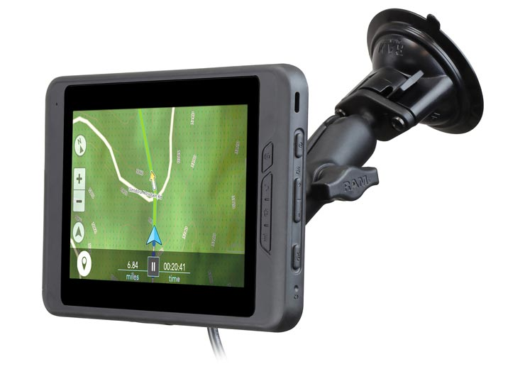eXplorist® TRX7 Mounts